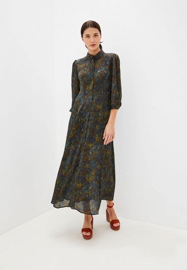 Платье Sisley Sisley SI007EWFVDI5