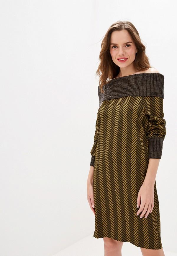 Платье Sisley Sisley SI007EWFVDI6