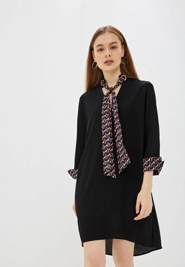 Платье Sisley Sisley SI007EWFVDK0