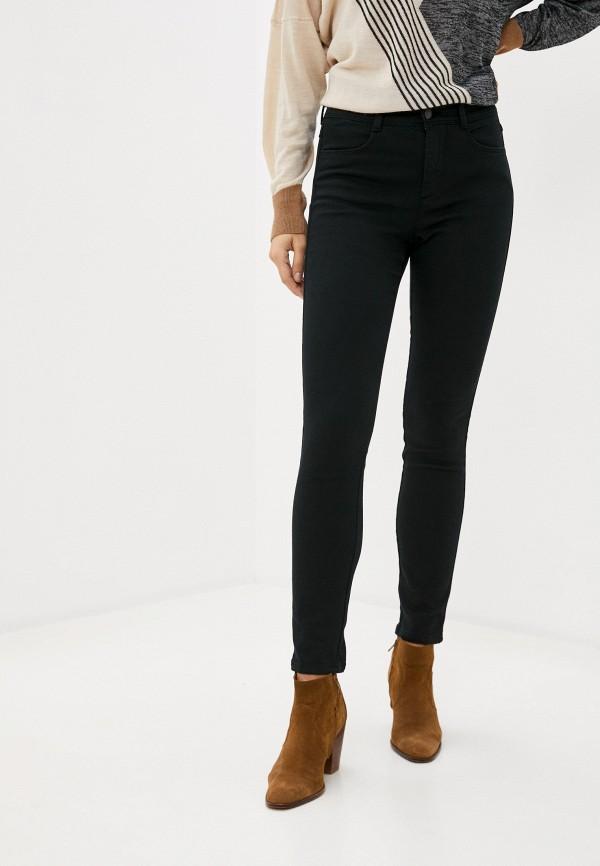 женские джинсы sisley, черные