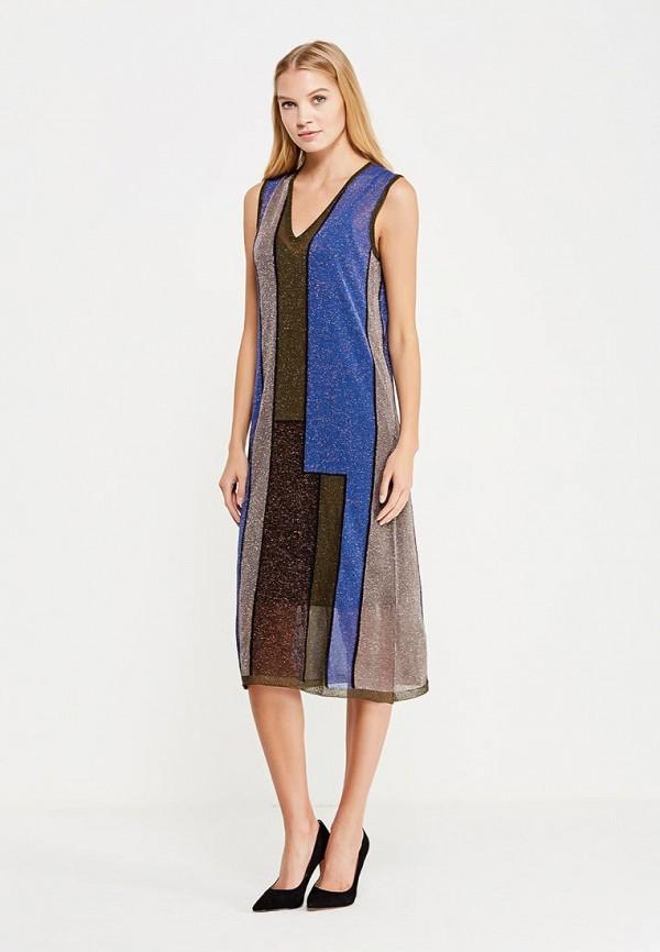 Платье Sisley Sisley SI007EWWLR36 недорого