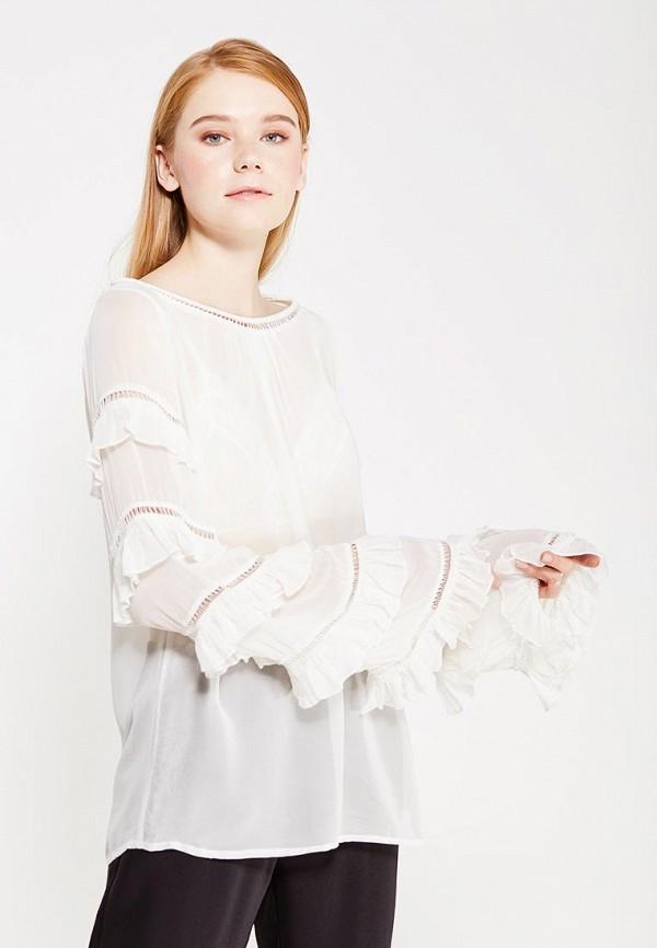 Купить Блуза Sisley, si007ewwlt27, белый, Осень-зима 2017/2018
