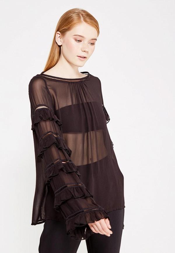 Блуза Sisley Sisley SI007EWWLT28 блуза sisley sisley si007ewxoc02