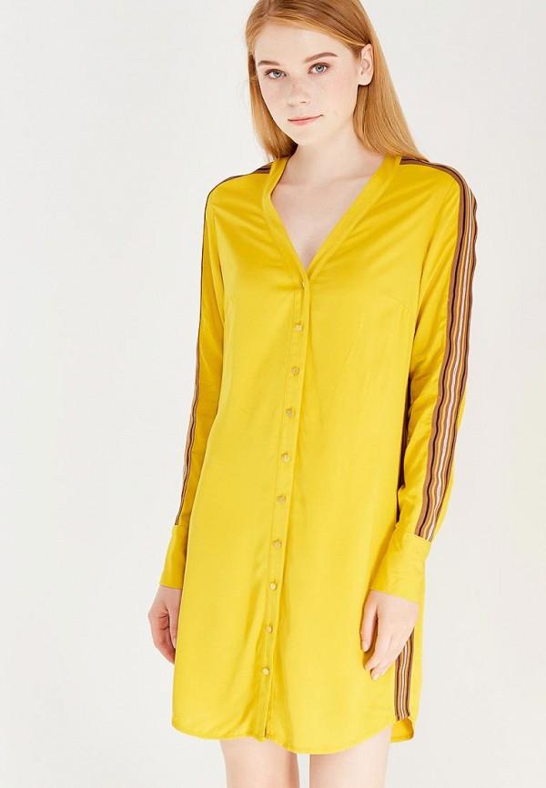 Платье Sisley Sisley SI007EWWLT99 sisley пиджак