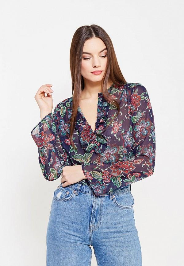 Фото - женскую блузку Sisley разноцветного цвета