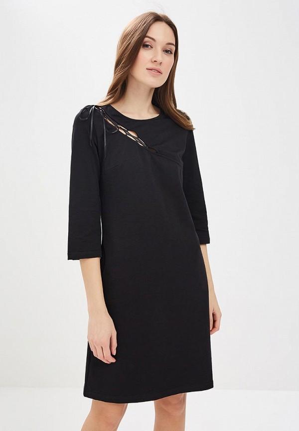 Купить Платье Sitlly, SI029EWAZHA1, черный, Весна-лето 2018