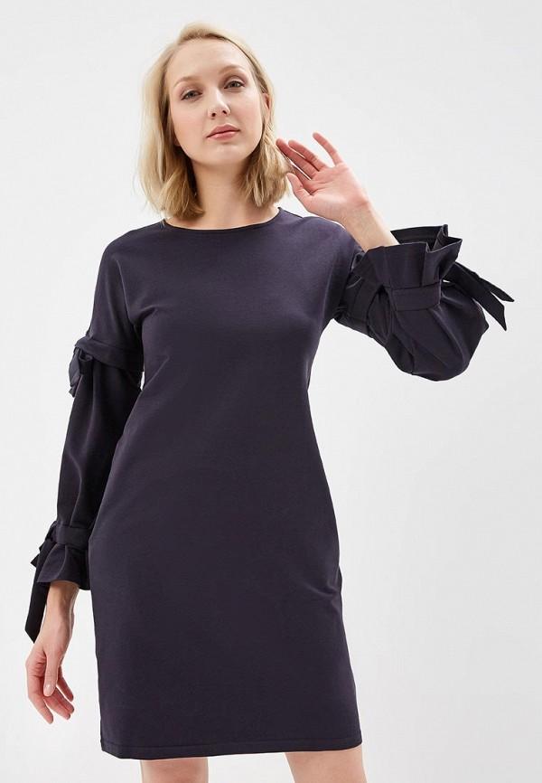 Платье Sitlly, SI029EWAZHA2, черный, Весна-лето 2018  - купить со скидкой