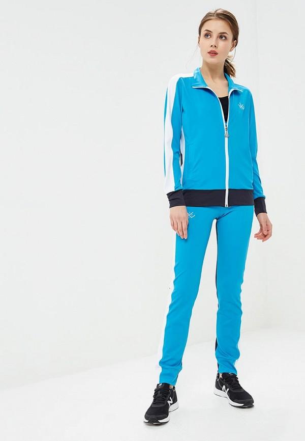 Купить Костюм спортивный Sitlly, si029ewbdpk8, голубой, Осень-зима 2018/2019