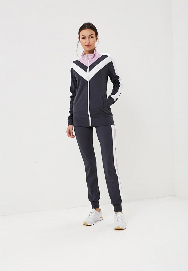 Купить Костюм спортивный Sitlly, si029ewbpfz7, серый, Осень-зима 2018/2019
