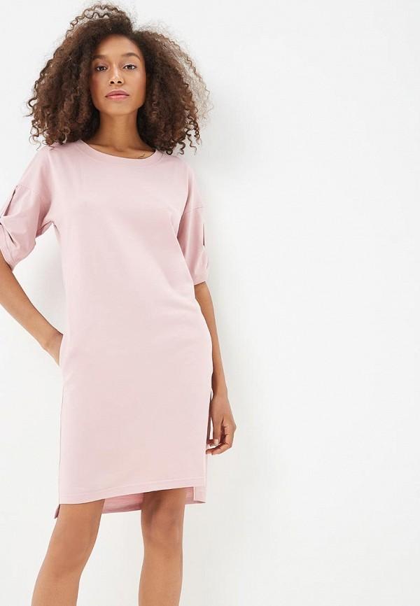 Купить Платье Sitlly, si029ewbpga5, розовый, Осень-зима 2018/2019
