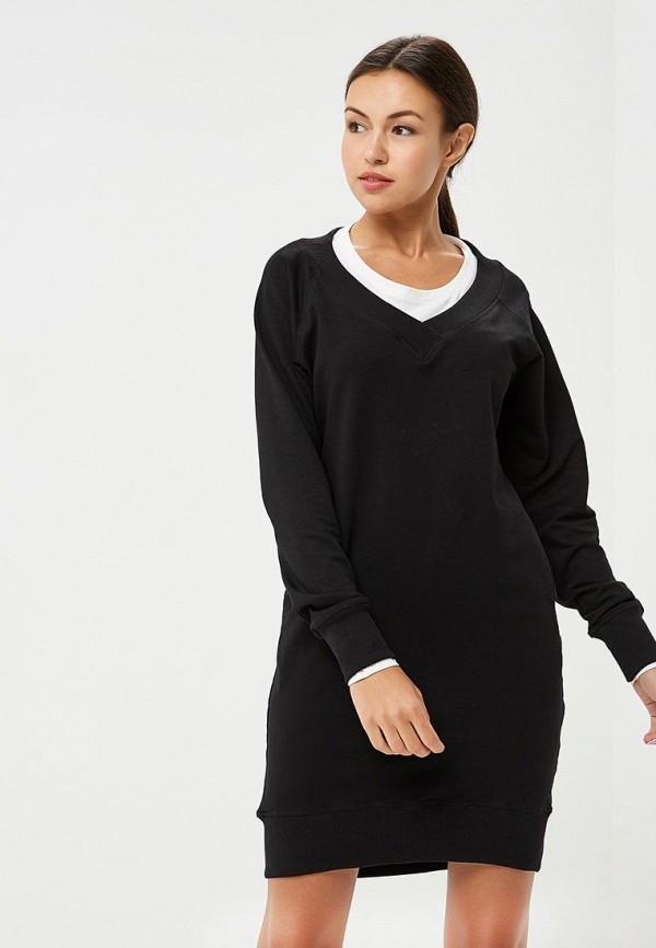 Платье Sitlly, SI029EWCEMX4, черный, Осень-зима 2018/2019  - купить со скидкой