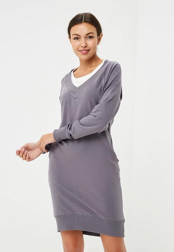 Купить Платье Sitlly, SI029EWCHEC7, серый, Осень-зима 2018/2019