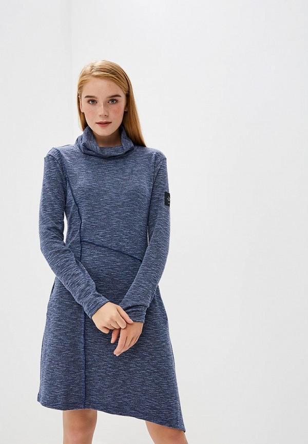 Купить Платье Sitlly, SI029EWCODY3, синий, Осень-зима 2018/2019