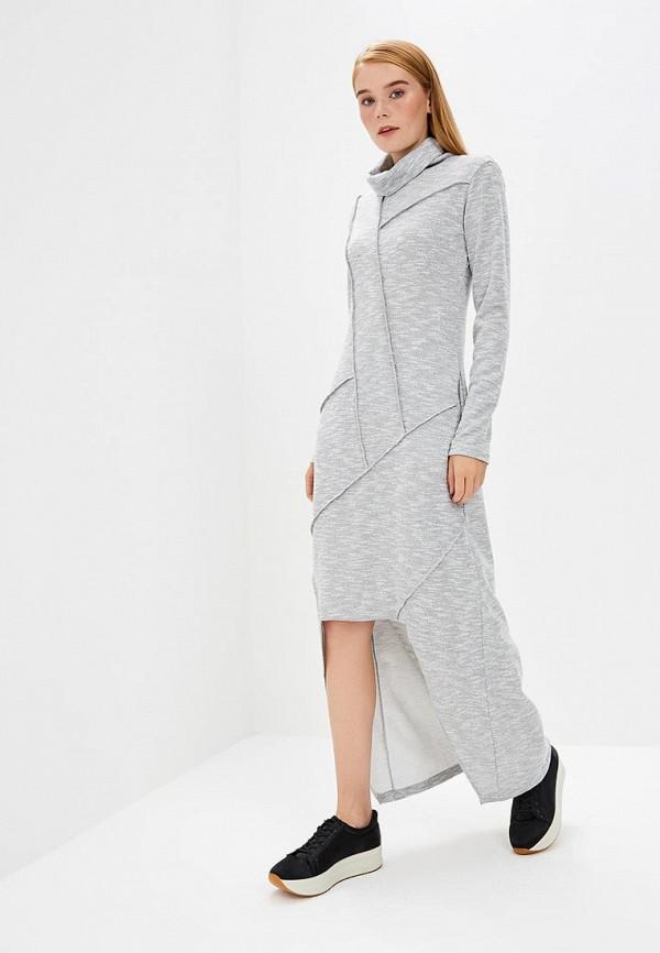 Купить Платье Sitlly, si029ewcody6, серый, Осень-зима 2018/2019