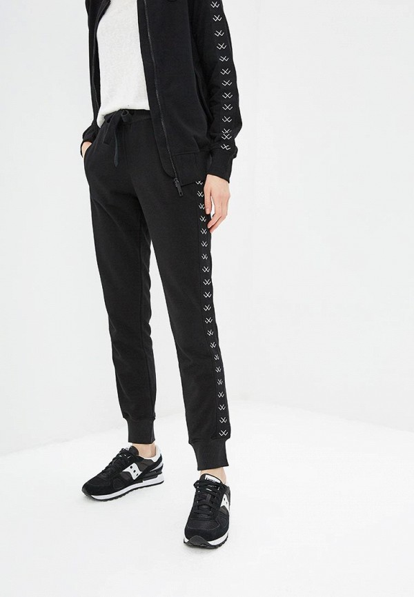 женские спортивные спортивные брюки sitlly, черные