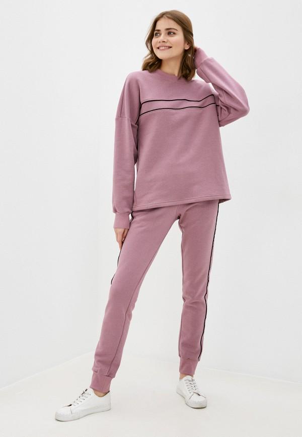 женский спортивный костюм sitlly, фиолетовый