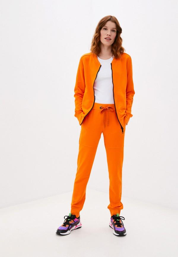 женский спортивный костюм sitlly, оранжевый