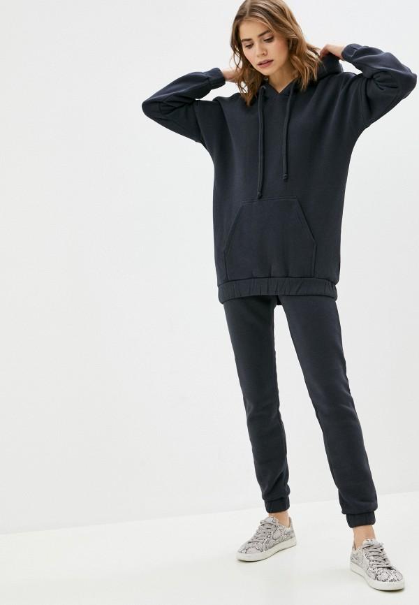женский спортивный костюм sitlly, серый