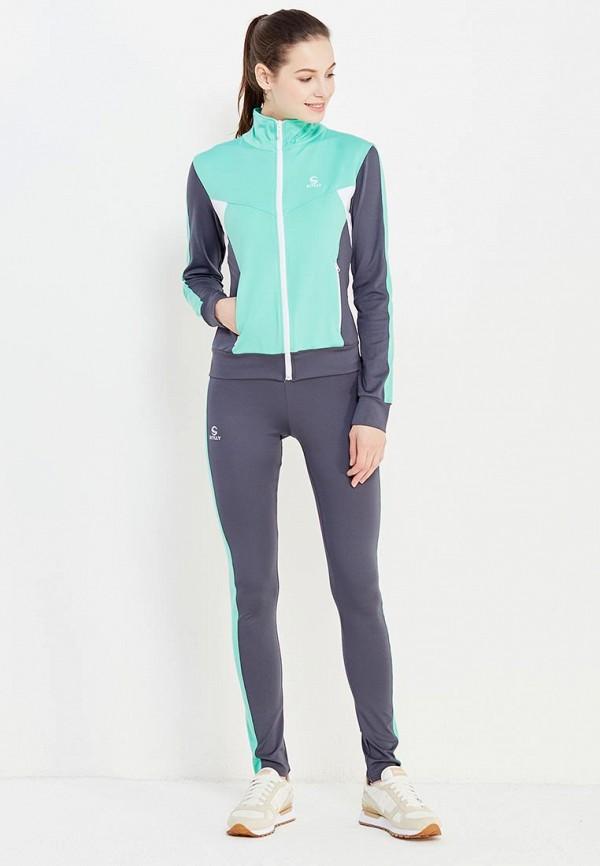 Купить Костюм спортивный Sitlly, si029ewwpo15, разноцветный, Осень-зима 2018/2019