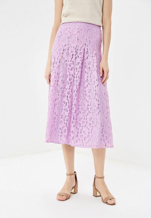 женская юбка sister jane, фиолетовая