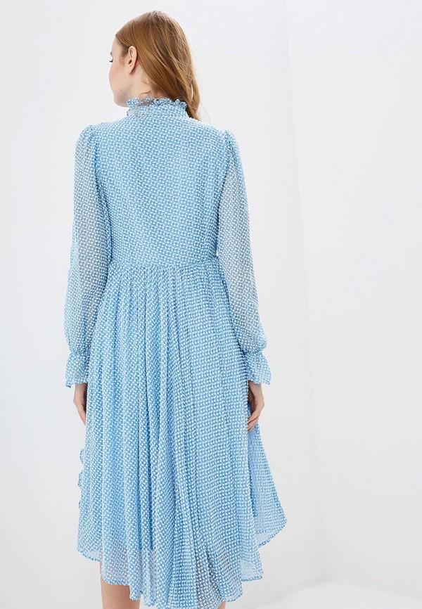 Фото 3 - Платье Sister Jane голубого цвета