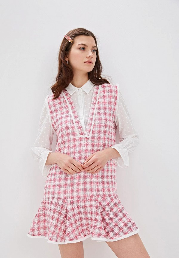 Фото - Платье Sister Jane розового цвета