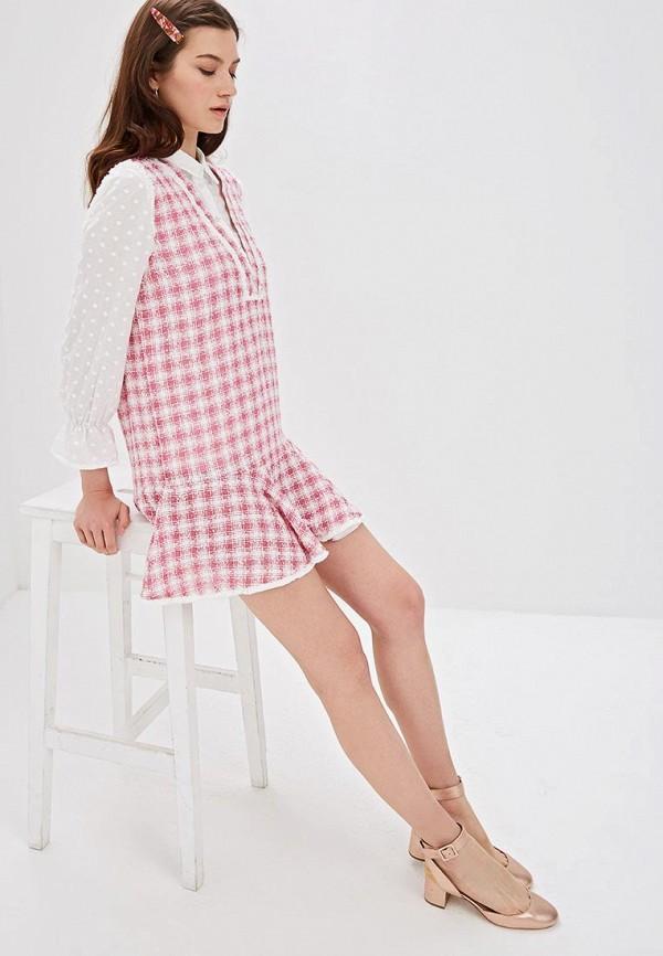 Фото 2 - Платье Sister Jane розового цвета