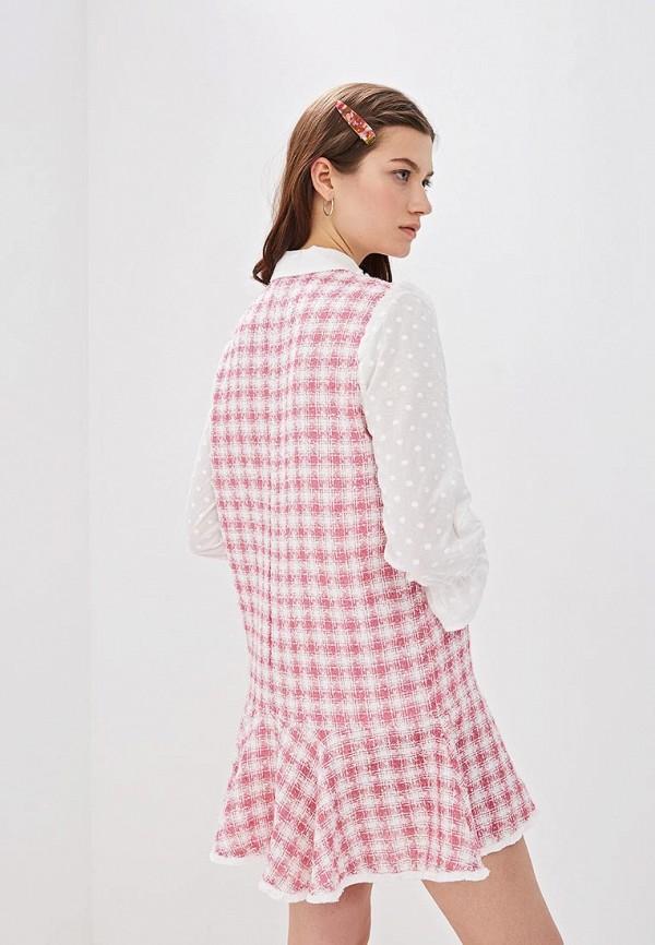 Фото 3 - Платье Sister Jane розового цвета