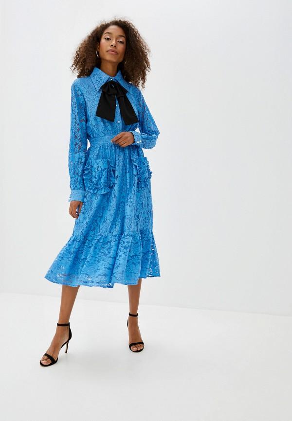Фото - Платье Sister Jane синего цвета