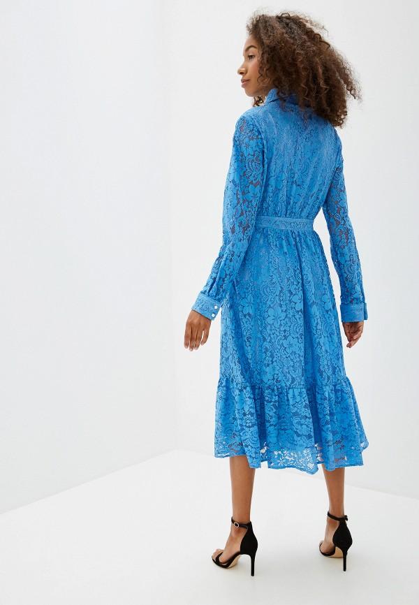 Фото 3 - Платье Sister Jane синего цвета