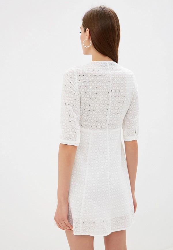 Фото 3 - Платье Sister Jane белого цвета