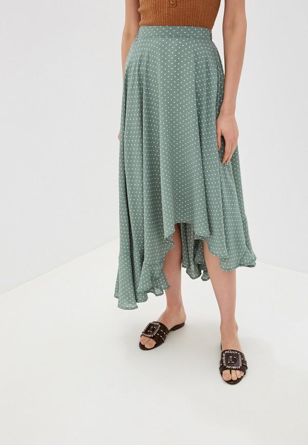 Фото - Юбку Sister Jane зеленого цвета