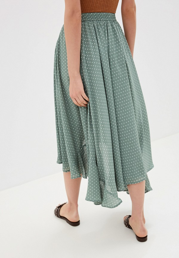 Фото 3 - Юбку Sister Jane зеленого цвета