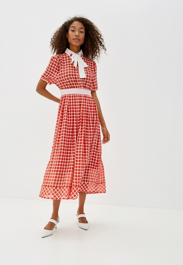 Фото - Платье Sister Jane красного цвета