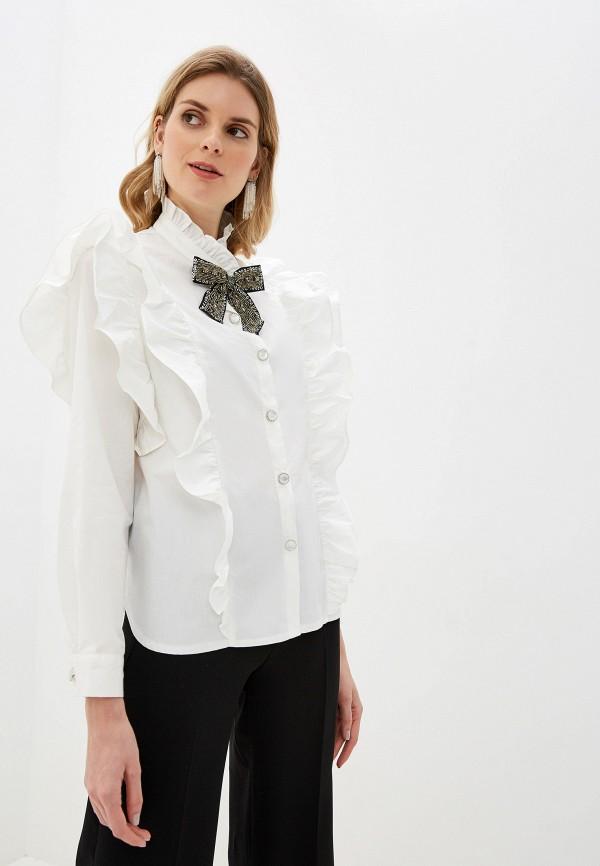 женская блузка sister jane, белая