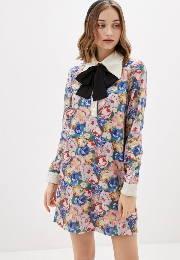 женское повседневные платье sister jane, разноцветное