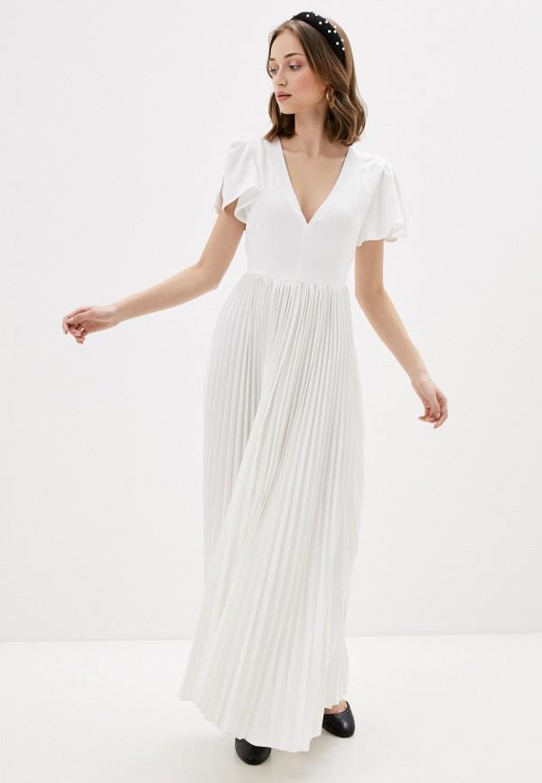женское повседневные платье sister jane, белое