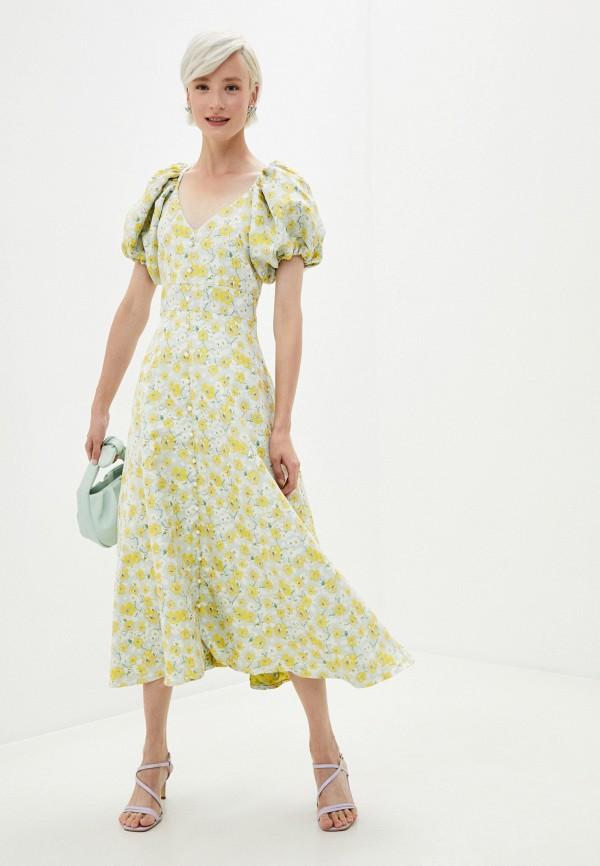 женское вечерние платье sister jane, разноцветное