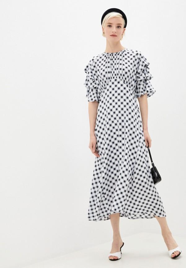 женское повседневные платье sister jane, серое
