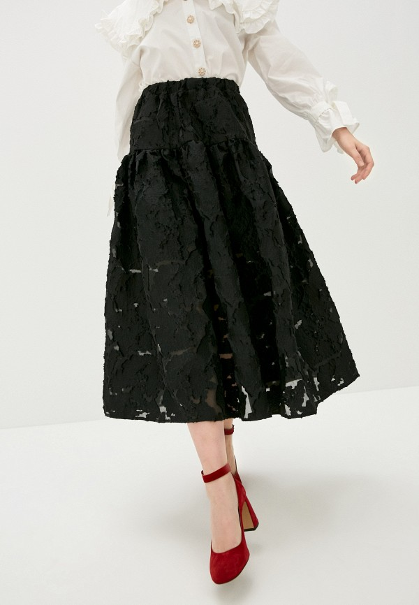 женская юбка sister jane, черная