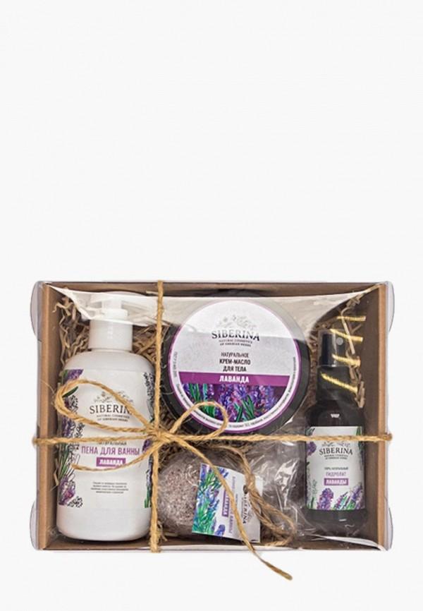 Набор подарочный Siberina Siberina SI032LWENGP5 loverspremium tease me фиолетовый подарочный набор для эротических игр