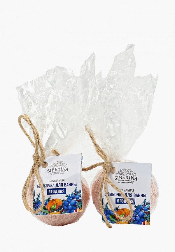 Соль для ванн Siberina Siberina SI032LWFXMW5 соль для ванны зейтун ароматизированная соль для ванн общеукрепляющая с маслами розового дерева сосны и розмарина