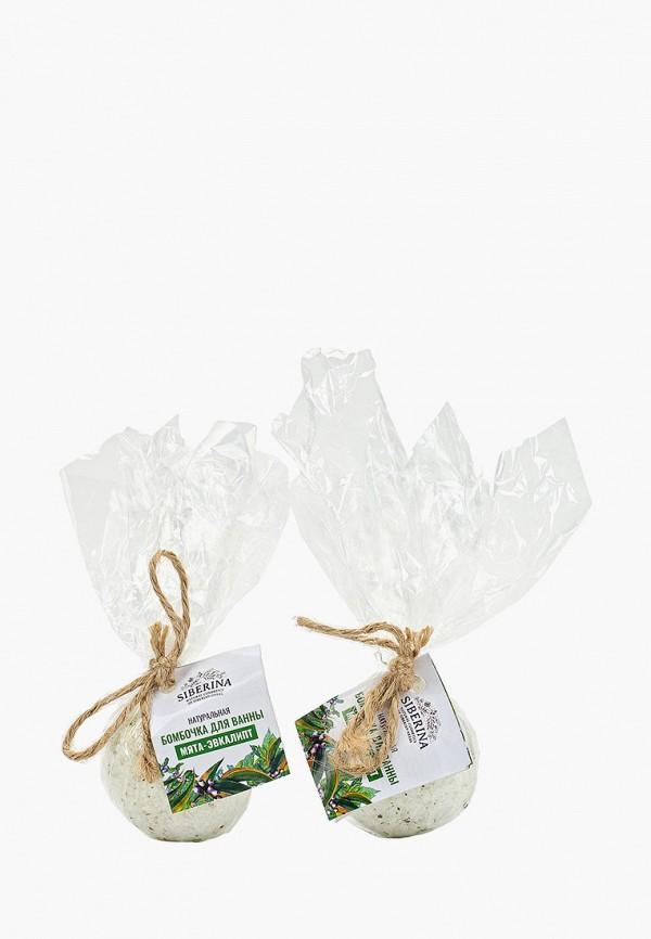 Соль для ванн Siberina Siberina SI032LWFXMX1 соль для ванны зейтун ароматизированная соль для ванн общеукрепляющая с маслами розового дерева сосны и розмарина