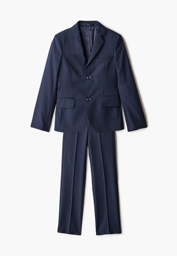 классические костюм silver spoon для мальчика, синий