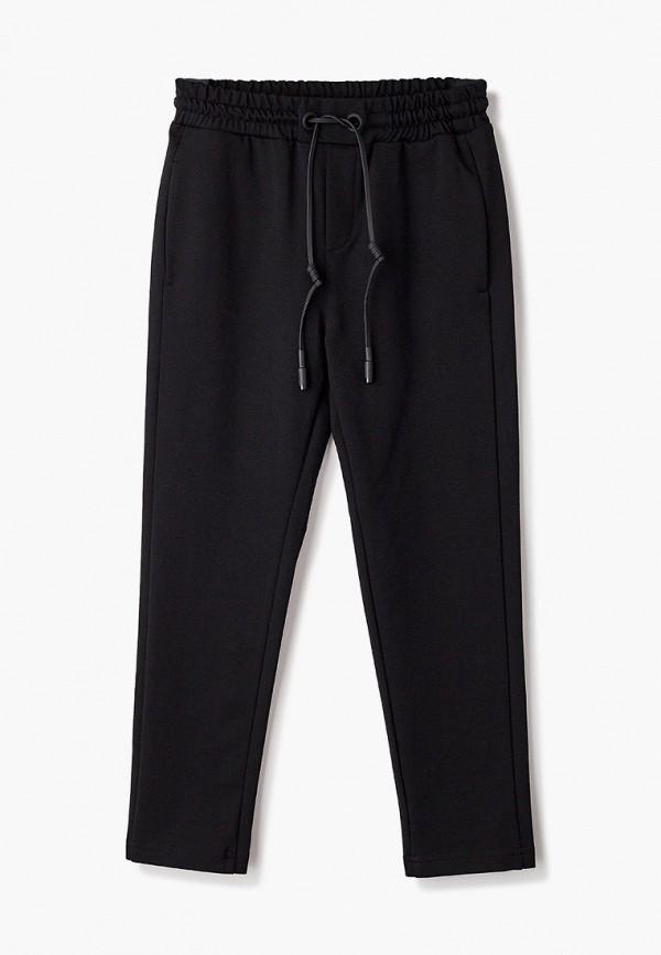 спортивные брюки silver spoon для мальчика, черные