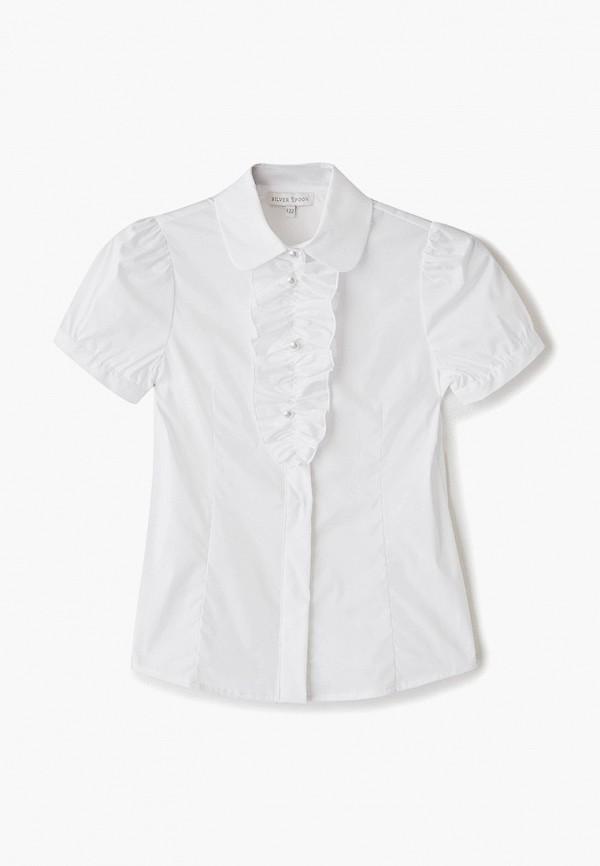 Блуза Silver Spoon Silver Spoon SI033EGFNBA1 блуза для девочки ssfsg 729 23101 200 белый silver spoon