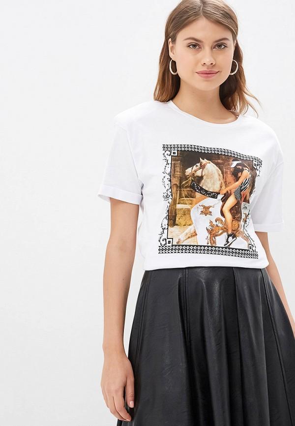 Футболка Silvian Heach Silvian Heach SI386EWEIIB7 heach dolls by silvian heach футболка
