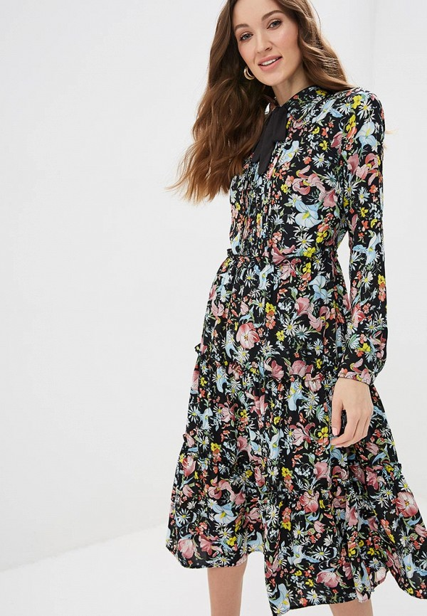 Платье Silvian Heach Silvian Heach SI386EWEIID4 платье silvian heach cva17753tw black fant