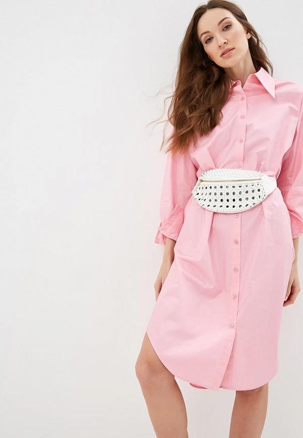 Платье Silvian Heach Silvian Heach SI386EWEIIL4 collar silvian heach collar