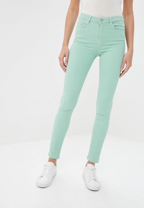 женские джинсы silvian heach, зеленые